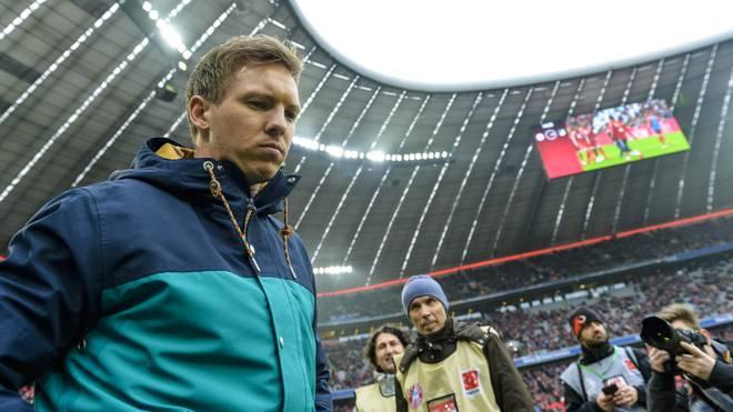 Julian Nagelsmann wird ab 2019 Trainer von RB Leipzig