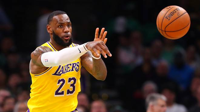 LeBron James soll bei den Los Angeles Lakers auch nominell Point Guard spielen