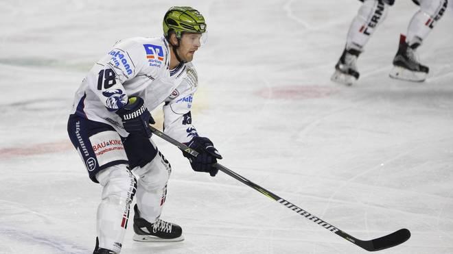 Justin Florek machte ein paar Spiele für die Boston Bruins in der NHL