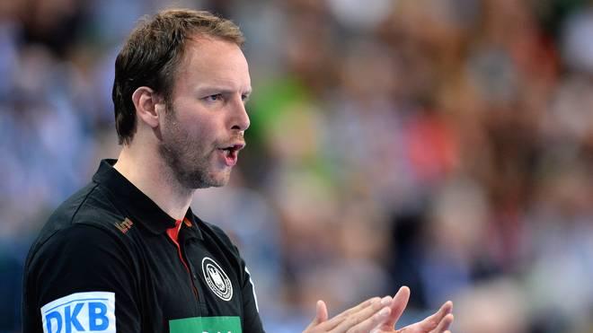 Dagur Sigurdsson wurde mit der deutschen Mannschaft 2016 Euorpameister