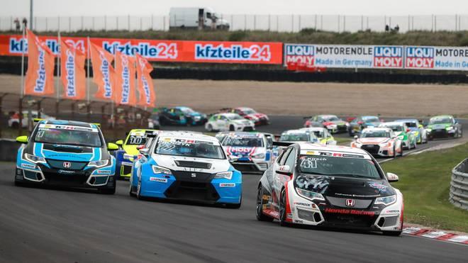 Die ADAC TCR Germany macht Halt am Nürburgring