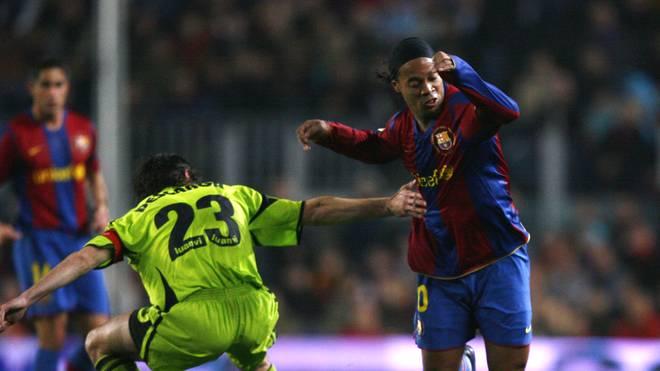 Ronaldinho wurde zwei Mal zum Weltfußballer gewählt
