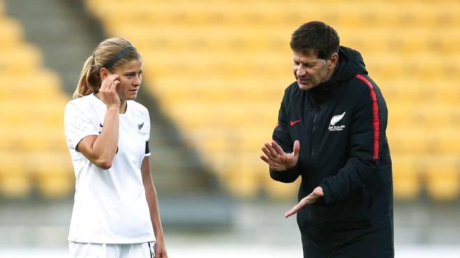 Neuseelands Spielerinnen beschwerten sich über Trainer Andreas Heraf