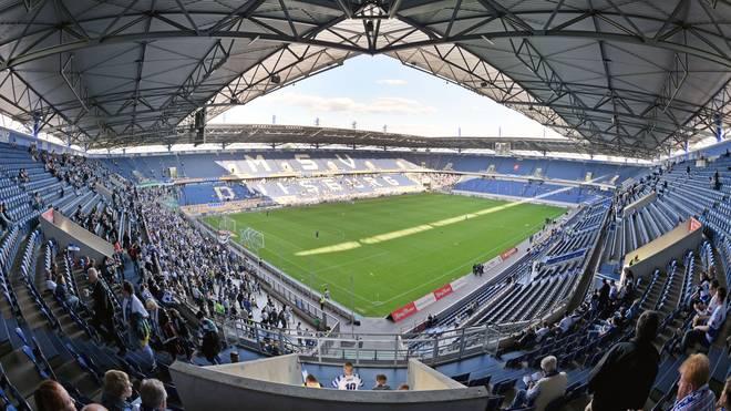 Das Stadion des MSV Duisburg