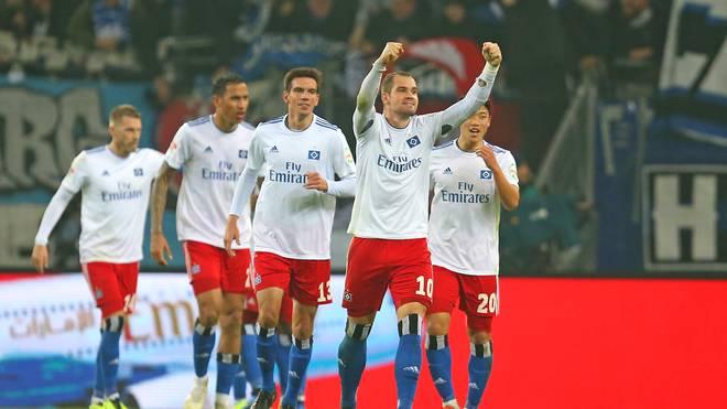 2. Bundesliga mit HSV, St. Pauli, Köln LIVE im TV, Stream, Ticker: Pierre-Michel Lasogga und der Hamburger SV stehen vor dem FC St. Pauli und dem 1. FC Köln an der Tabellenspitze Mit einem Sieg gegen Union Berlin will der HSV zurück an die Tabellenspitze