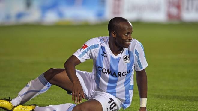 Savio Nsereko spielt künftig in der B-Klasse