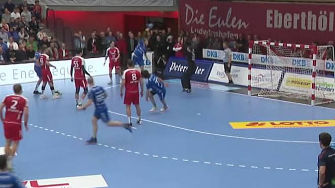 Handball-Bundesliga: Heber von Gummersbach