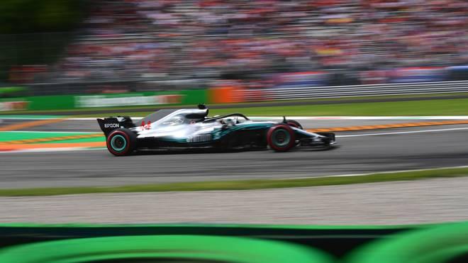Lewis Hamilton führt in der WM-Wertung vor Sebastian Vettel