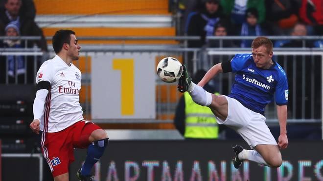 SV Darmstadt 98 v Hamburger SV - Bundesliga