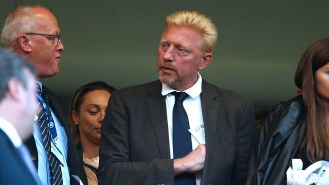 Boris Becker war einst der beste Tennisspieler der Welt
