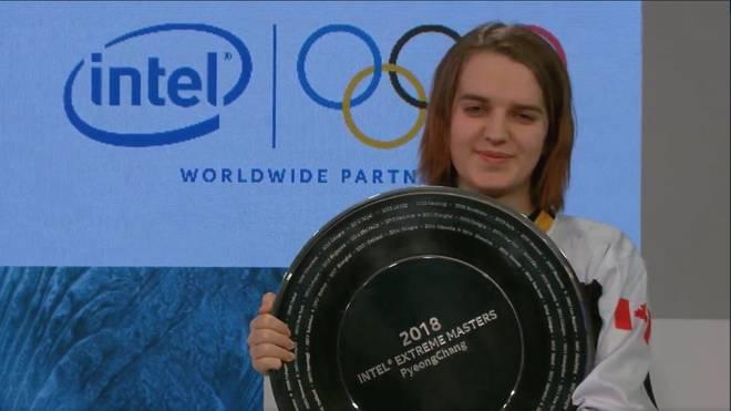 "Sasha ""Scarlett"" Hostyn gewinnt die IEM PyeongChang"