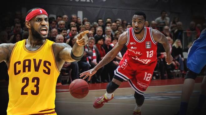 Soliver Baskets Würzburg Lebron James Kumpel Dru Joyce Geht