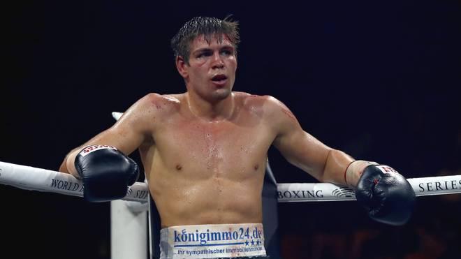 Vincent Feigenbutz wird am 15. September in Ludwigshafen von Toni Kraft gefordert