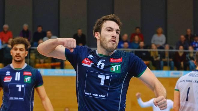 Die AlpenVolleys wollen im zweiten Spiel gegen die Berlin Recycling Volleys nachlegen