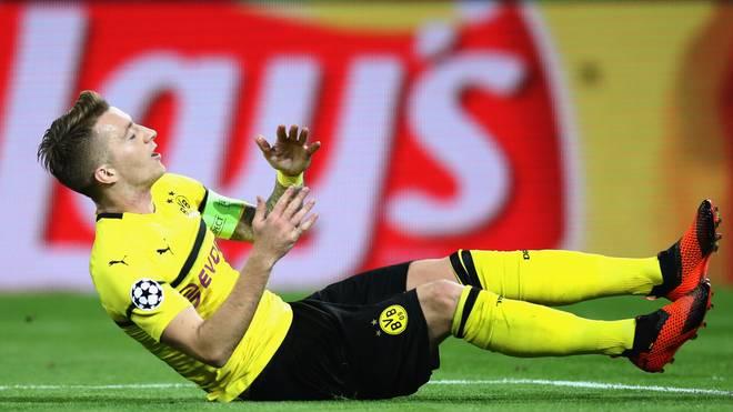 Marco Reus leidet an Kniebeschwerden