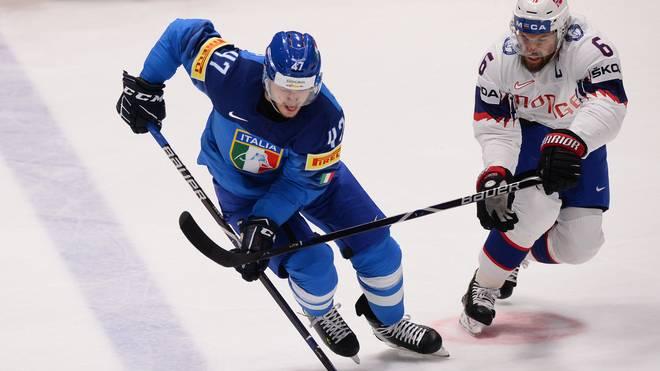 IHOCKEY-WC-IIHF-ITA-NOR