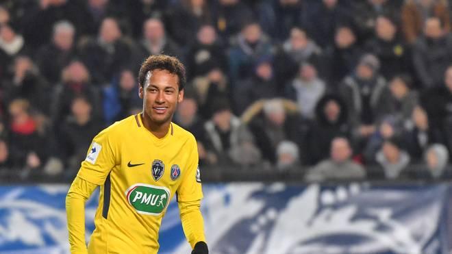 Neymar wechselte für 222 Millionen zu Paris Saint-Germain