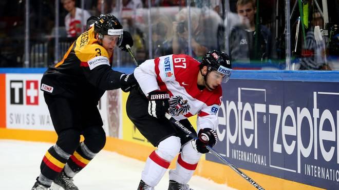 Eishockey Deutschland Cup Sturm Nominiert Drei Spieler Nach