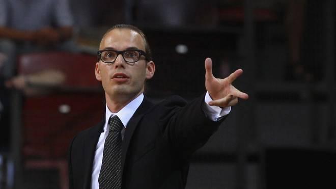 Björn Harmsen war seit 2013 Trainer in Jena