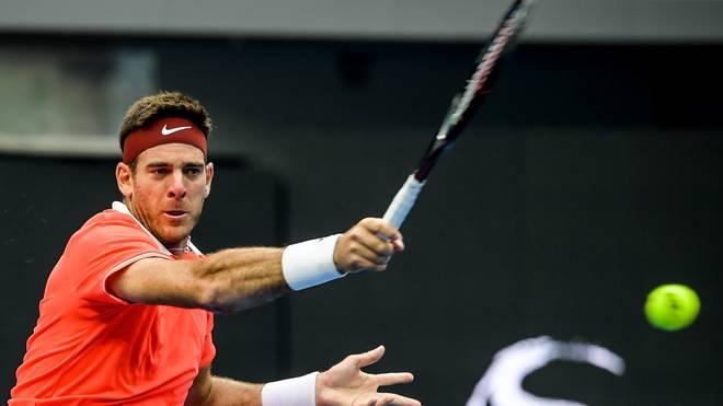 Juan Martin del Potro tritt nicht bei den Australian Open an