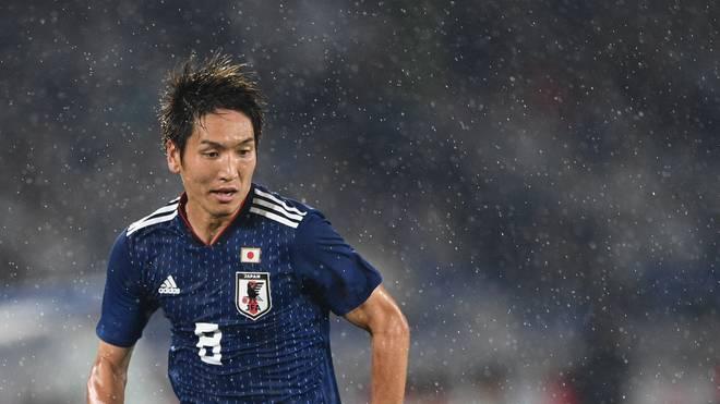 Genki Haraguchi war in der vergangenen Rückrunde an Fortuna Düsseldorf verliehen