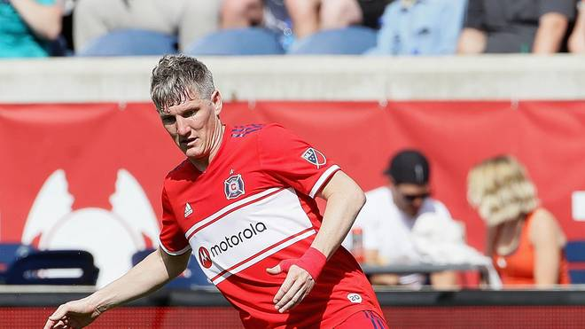 Bastian Schweinsteiger fehlte Chicago Fire gegen den FC Cincinnati