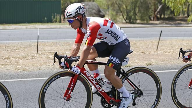 Caleb Ewan wurde wegen eines Kopfstoßes bei der Tour Down Under nachträglich disqualifiziert
