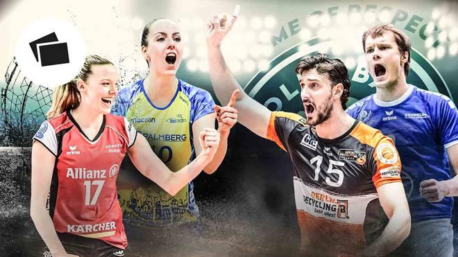 SPORT1 macht das große Powerranking der Volleyball-Playoffs