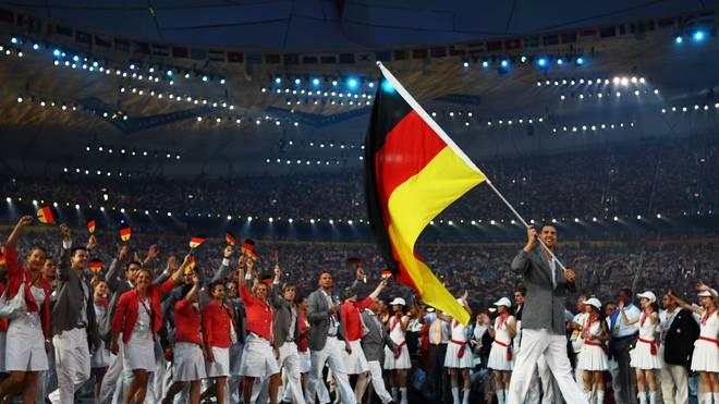 olympia fahnenträger