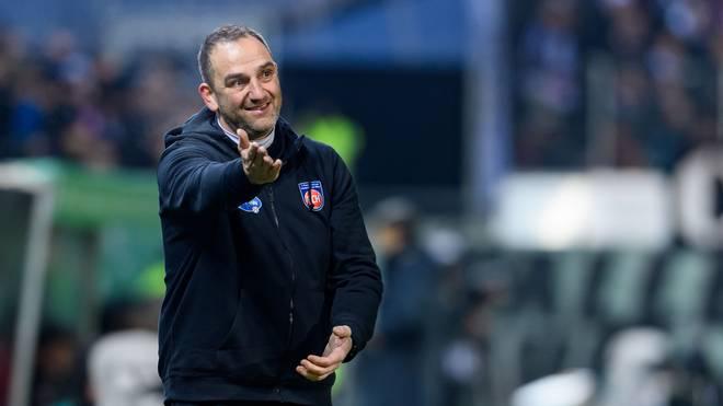 Frank Schmidt hat seinen Vertrag bei Heidenheim verlängert