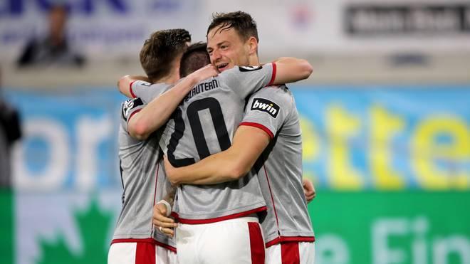 Der 1. FC Kaiserslautern steht in der Hauptrunde des DFB-Pokals
