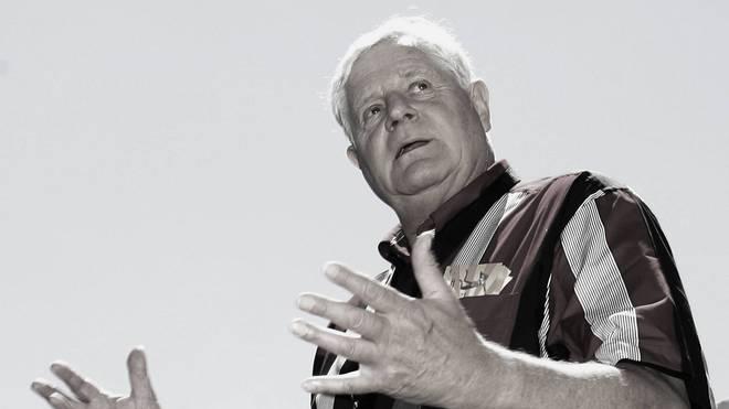 Werner Graf von Moltke war von 1997 bis 2012 DVV-Präsident