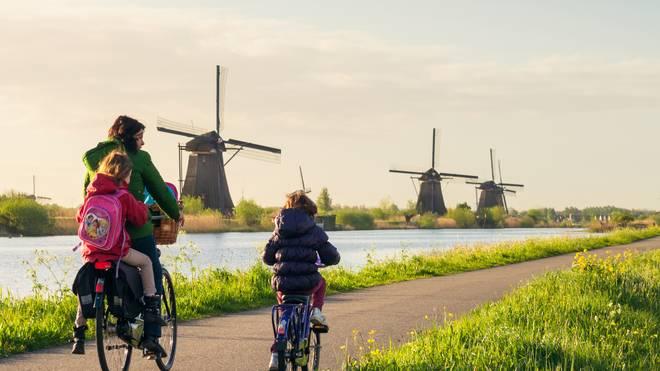 Die Niederlande sind für viele Deutsche ein beliebtes Reiseziel - auch wegen der schönen Landschaften