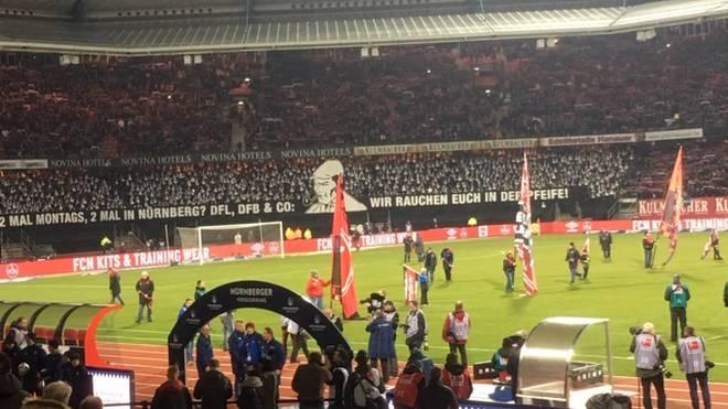 Nürnberg - Dortmund: Fans wollten Eurosport-Studio stürmen - darin war Sammer