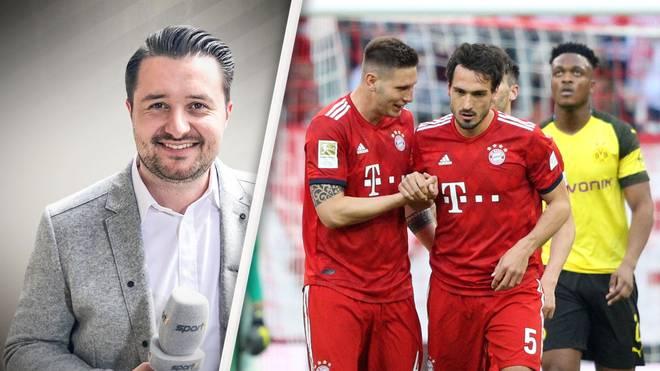 Mats Hummels verlässt den FC Bayern und wechselt zurück zum BVB