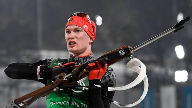 Biathlon: Benedikt Doll mit Kampfansage an Fourcade und Bö