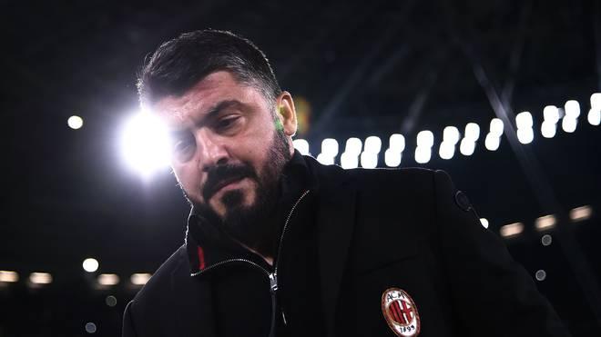 Gennaro Gattuso ist seit November 2017 Trainer des AC Mailand