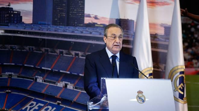 Florentino Perez hat Juventus Turin offenbar ein spektakuläres Tauschgeschäft vorgeschlagen