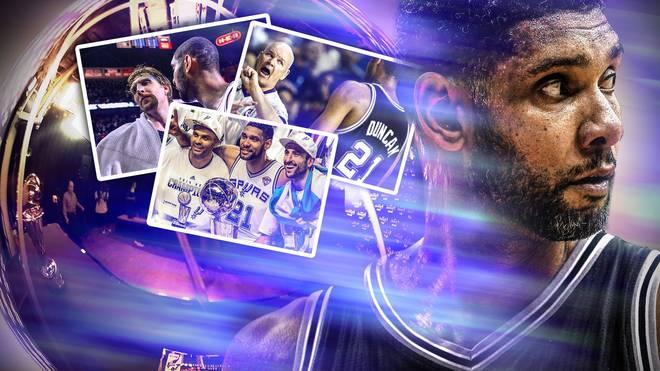 NBA: Tim Duncan wird Co-Trainer bei San Antonio Spurs - seine Karriere