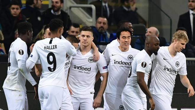 So steht es um Eintracht Frankfurts Dream Team