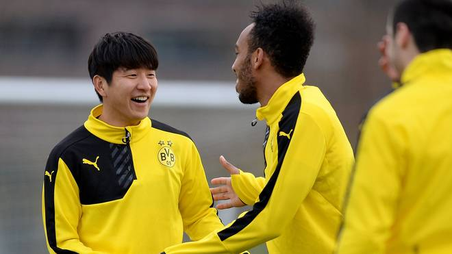 Borussia Dortmund - Press Conference & Training