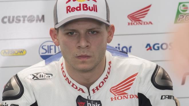Stefan Bradl ist derzeit als Honda-Testfahrer aktiv
