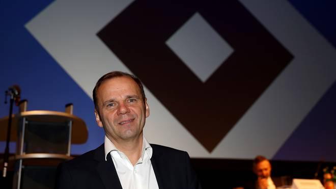 Bernd Hoffmann hat sein Präsidentenamt beim Hamburger SV niedergelegt