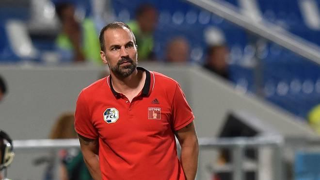 Markus Babbel hatte den FC Luzern seit Oktober 2014 trainiert