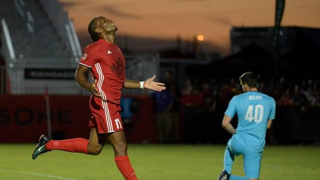 Didier Drogba steht beim Phoenix Rising FC noch bis November 2018 unter Vertrag