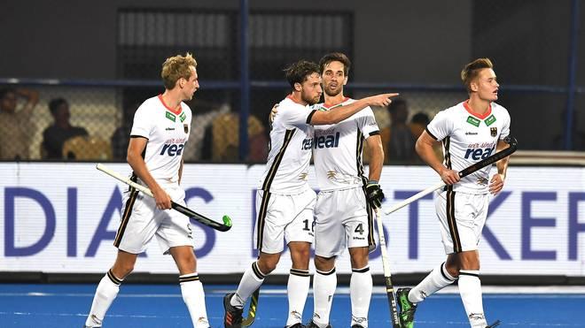 Germany v Belgium - FIH Men's Hockey World Cup: Quarter Final