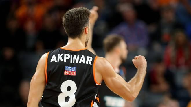 Ismet Akpinar war Ulms Topscorer