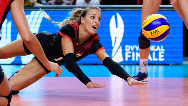 Volleyball: Lenka Dürr beendet Karriere in der Nationalmannschaft, Lenka Dürr beendet mit 28 Jahren ihre Karriere in der Nationalmannschaft