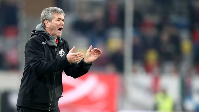 Fortuna Duesseldorf v SV Sandhausen - Second Bundesliga