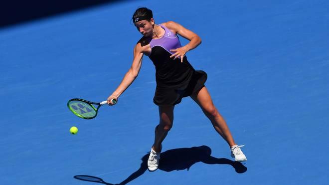 Anastasija Sevastova belegt in der Weltrangliste Position 13